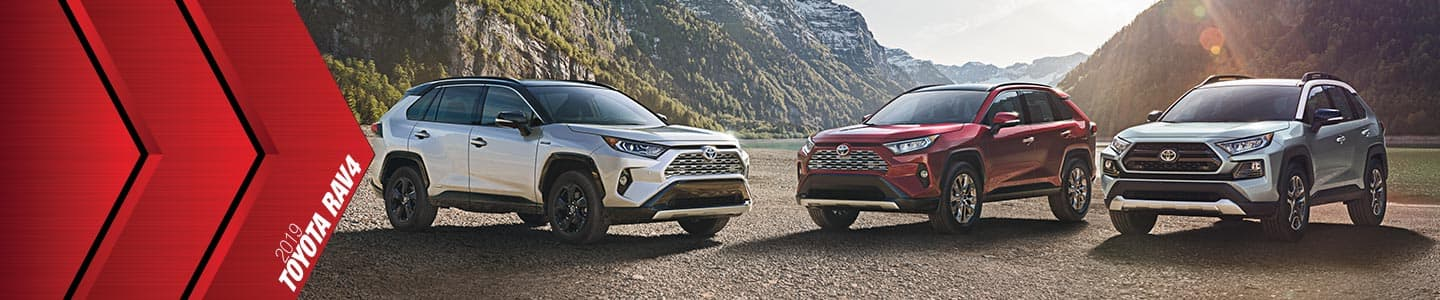 2019 Toyota Rav4 at Family Toyota of Arlington