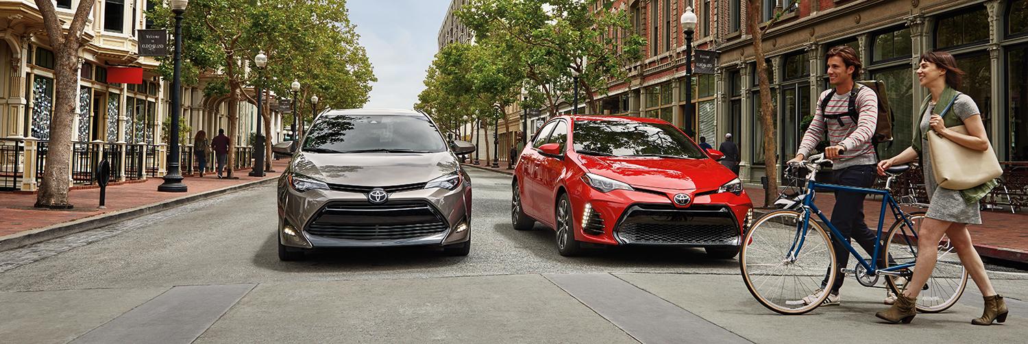 Introducing the All-New 2019 Toyota Corolla | Freedom Toyota Hamburg