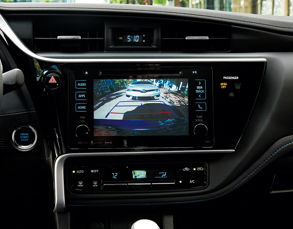 Safety Features and Technology in the 2019 Toyota Corolla   Freedom Toyota Hamburg