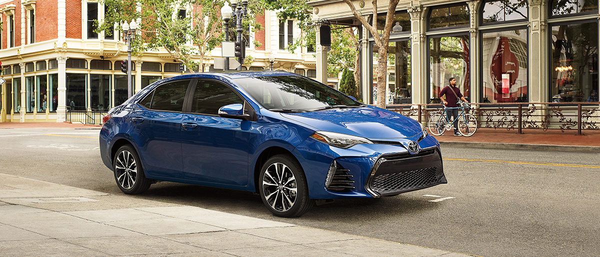 Trim Levels of the 2019 Toyota Corolla | Freedom Toyota Hamburg