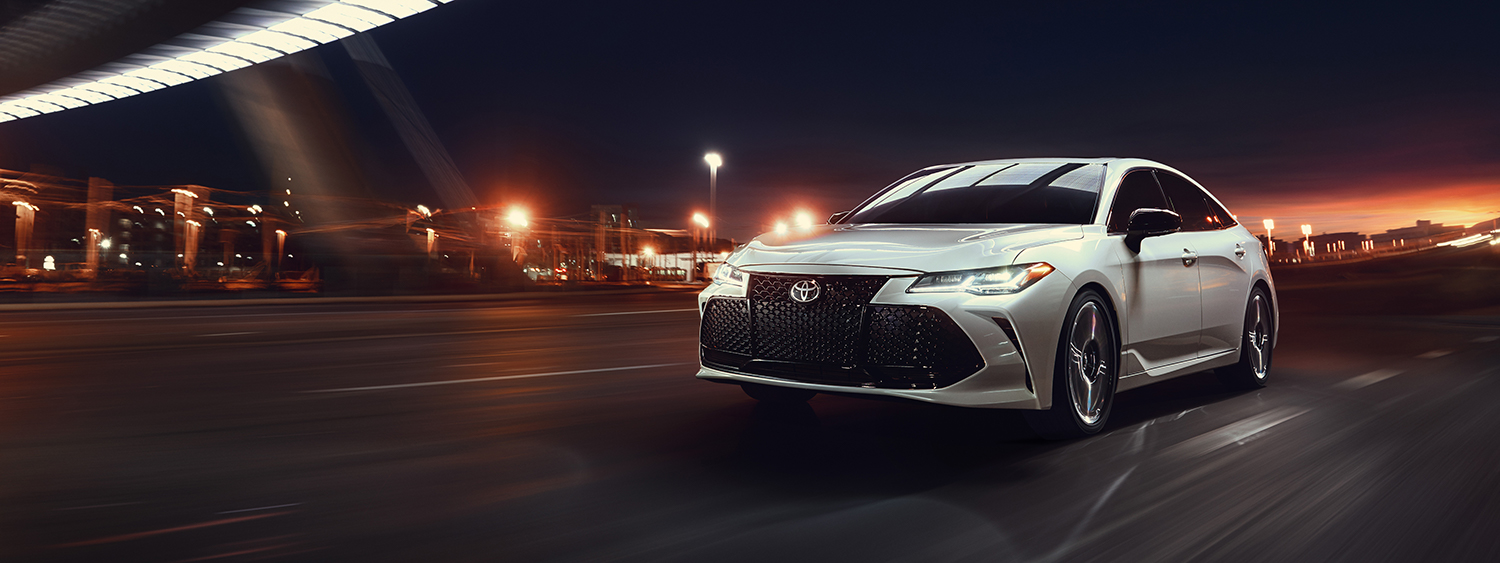 Introducing the All-New 2019 Toyota Avalon | Freedom Toyota Hamburg