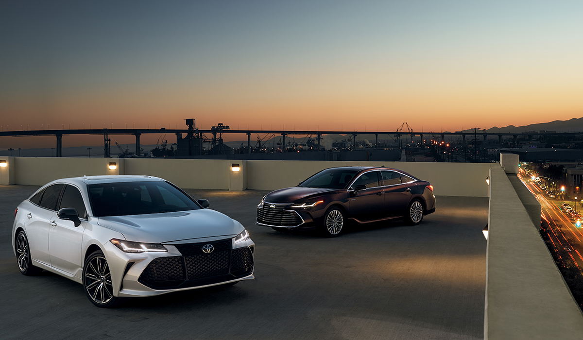 Trim Levels of the 2019 Toyota Avalon | Freedom Toyota Hamburg