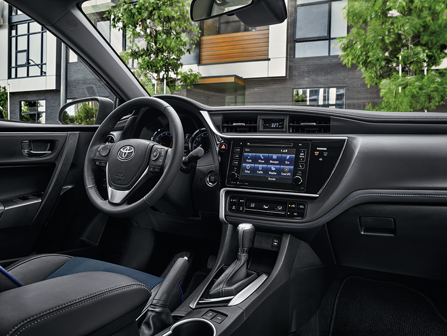 Technology and Performance Features in the 2019 Toyota Corolla | Freedom Toyota Harrisburg