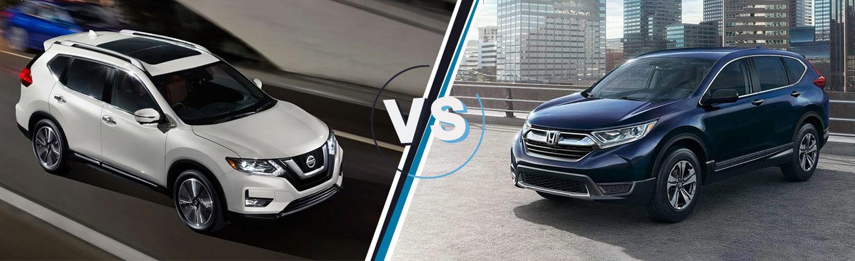 Rogue Vs Crv >> New Cr V Advantages Over Nissan Rogue By Jefferson City