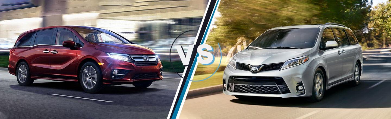 Honda Odyssey Vs Toyota Sienna >> New Odyssey Advantages Over Toyota Sienna By Jefferson City