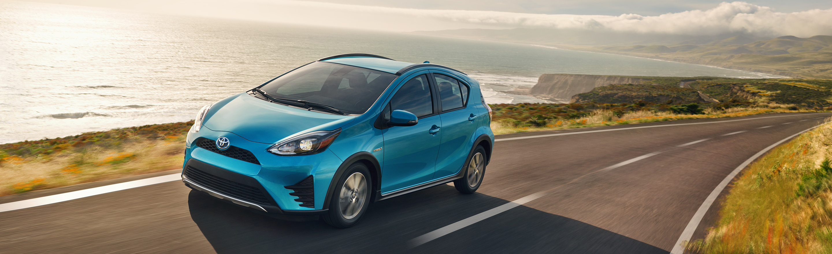 2Take The Next Step In The 2019 Toyota Prius C At Ganley Toyota