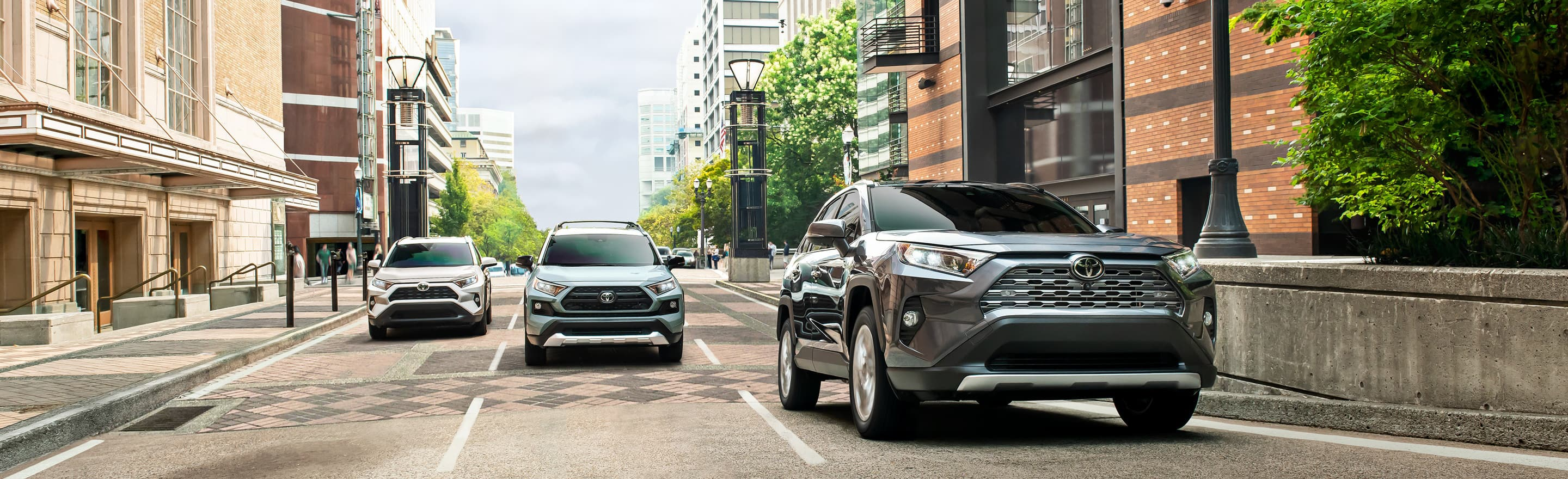 Unearth The New 2019 Toyota RAV4 Crossover At Ganley Toyota Today