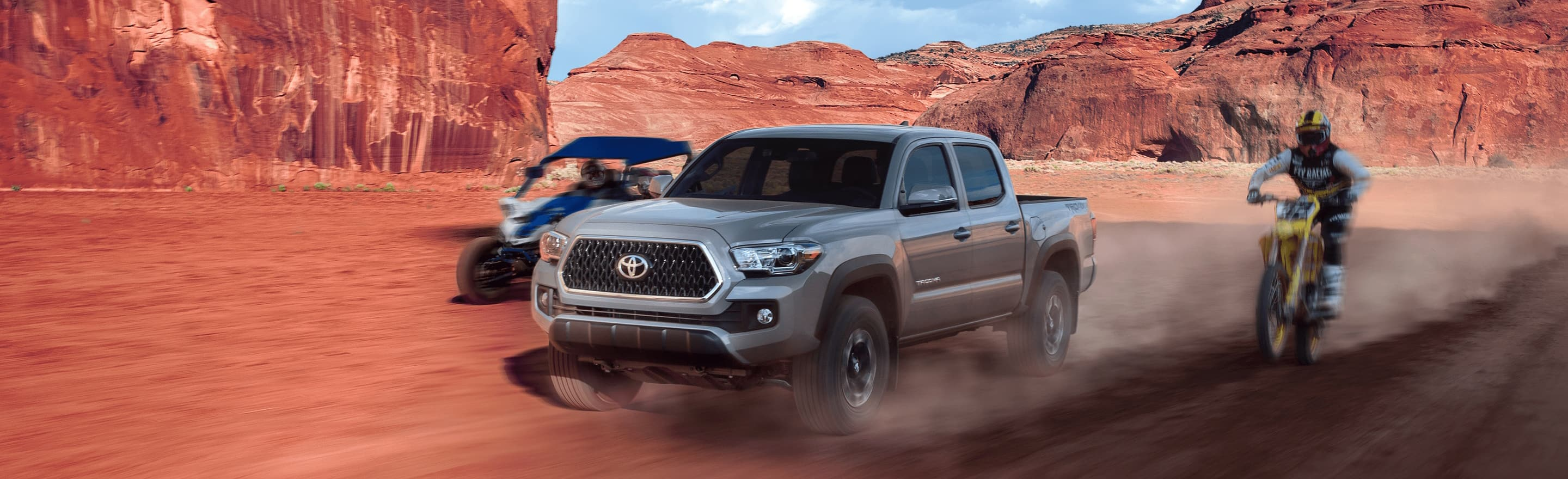 Forge Your Own Path With Ganley Toyota In The 2019 Toyota Tacoma