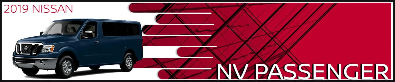 Joe Machens Nissan | 2019 Nissan NV Passenger