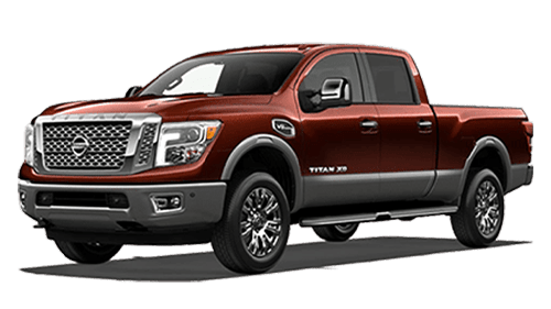 2019 Nissan Titan XD at Joe Machens Nissan