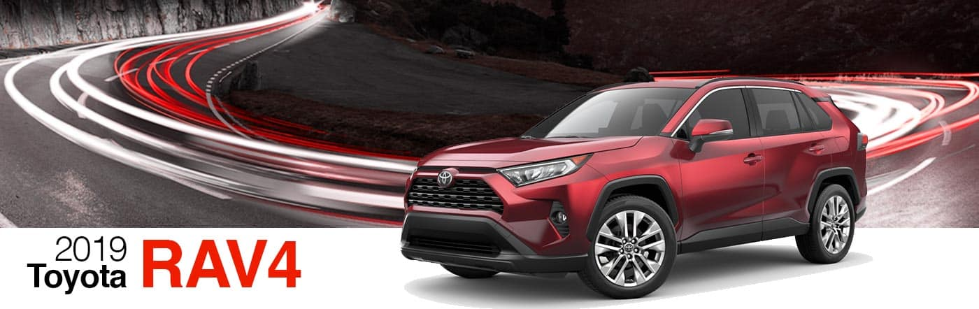 2019 Toyota rav4 at stevinson toyota west