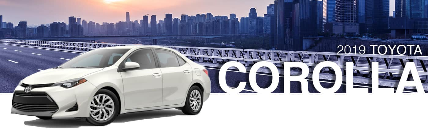 Franklin Toyota | 2019 Corolla