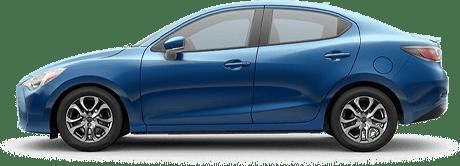 Zip Through Paducah, KY in a 2019 Toyota Yaris | Coad Toyota