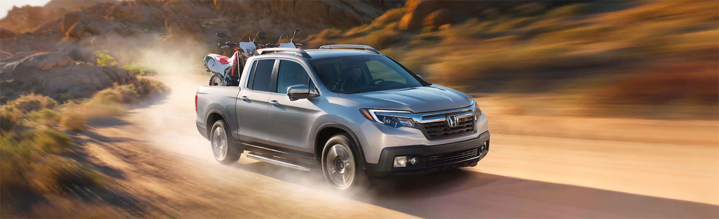 Get a New 2019 Honda Ridgeline near Cerritos, California