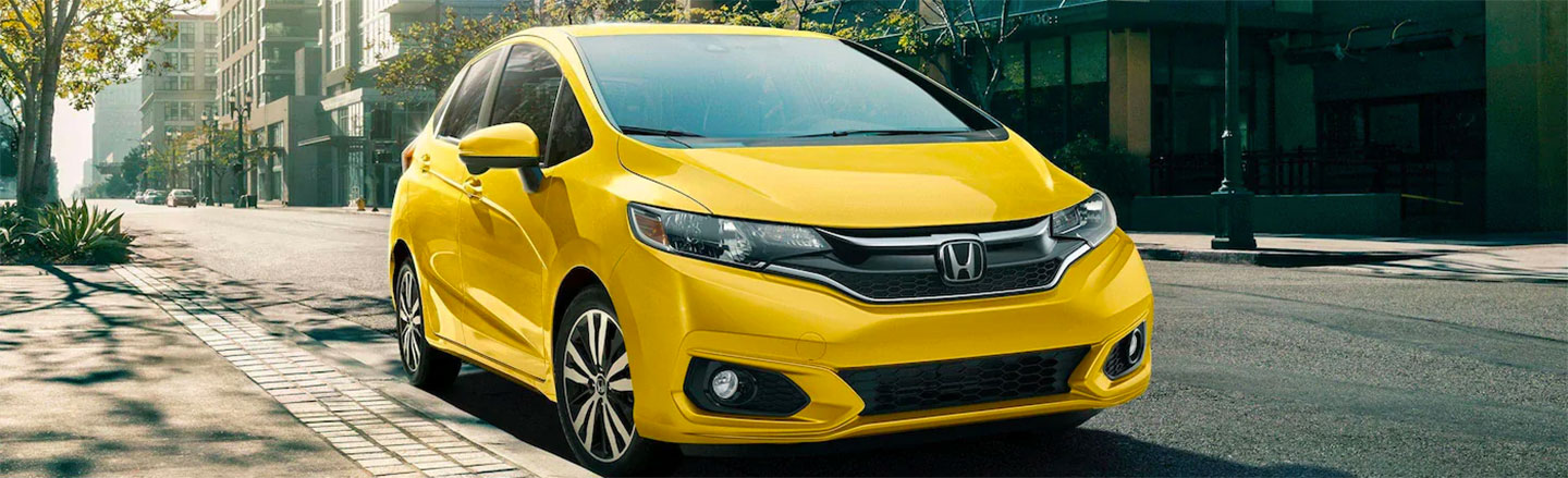 The New 2019 Honda Fit has Zipped into Torrance, California