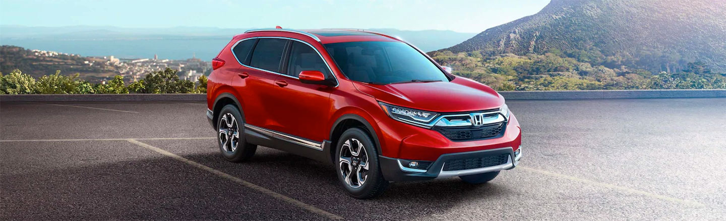 The New 2019 Honda CR-V is Turning Heads in Torrance, CA