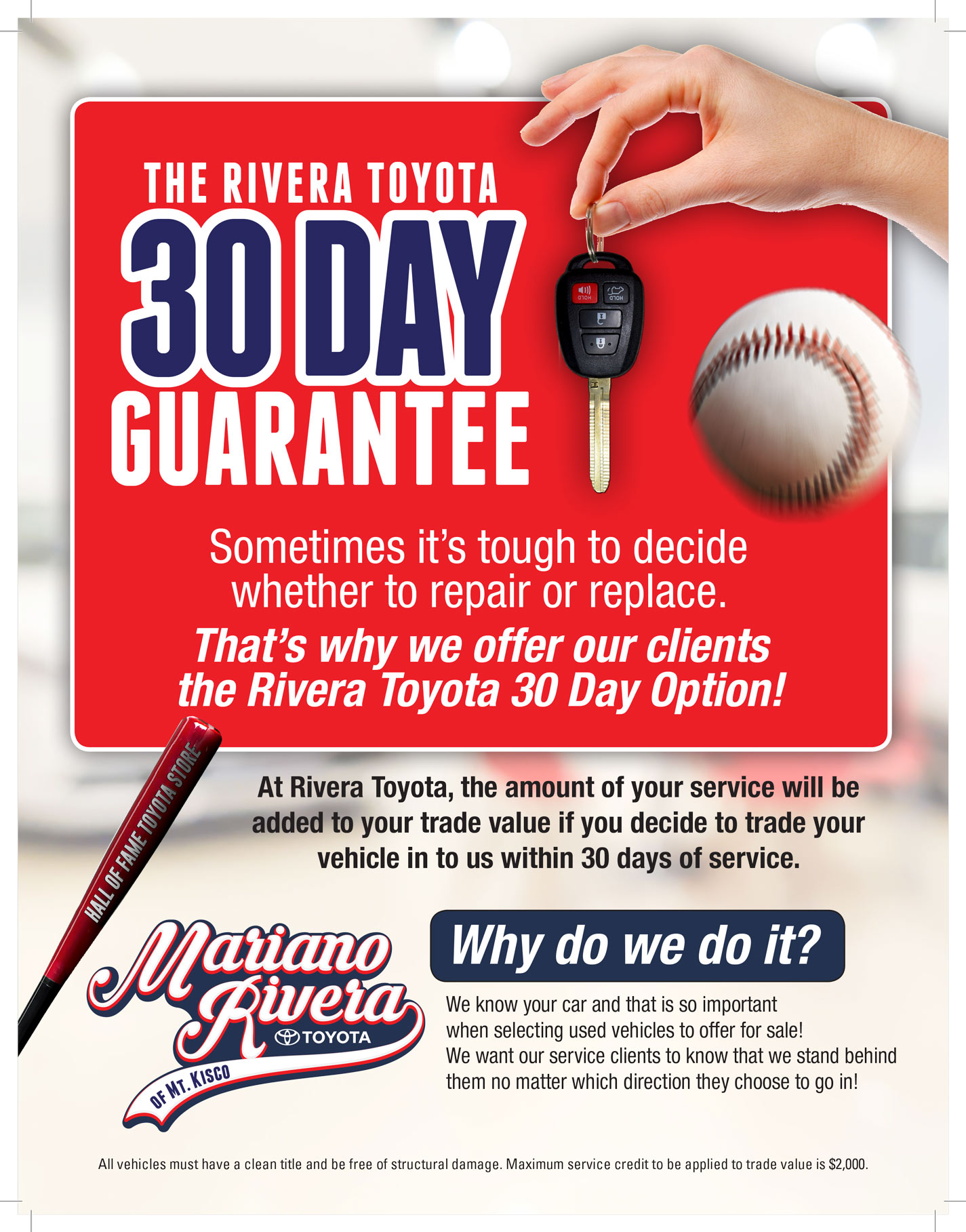 The Rivera 30 Day Challenge