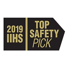 NHTSA Top Safety Pick