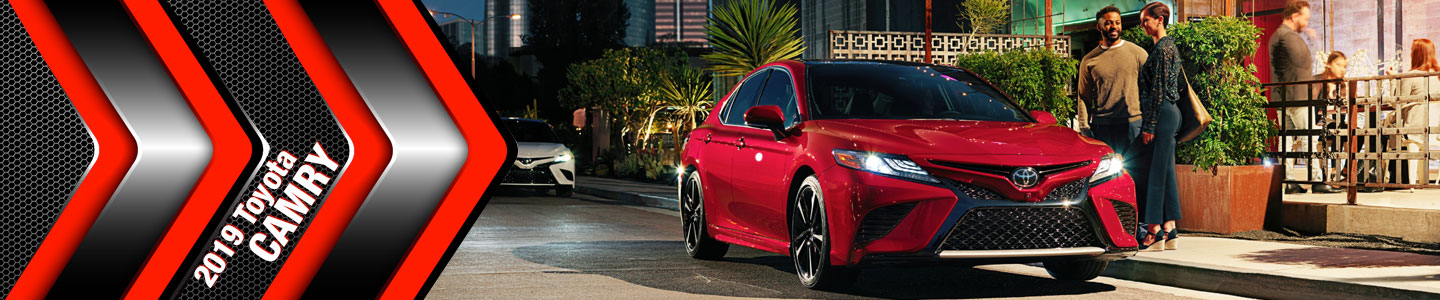 2019 Toyota Camry For Sale In Monroe, LA