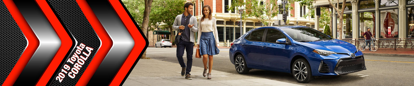 2019 Toyota Corolla For Sale In Monroe, LA