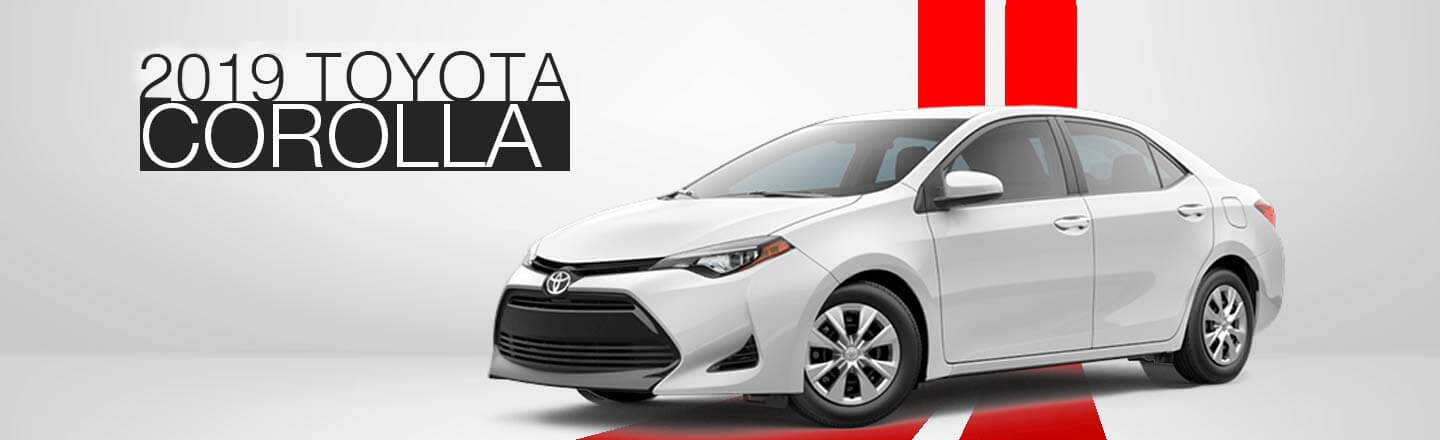 2019 Toyota Corolla Available in Waco, TX At Jeff Hunter Toyota