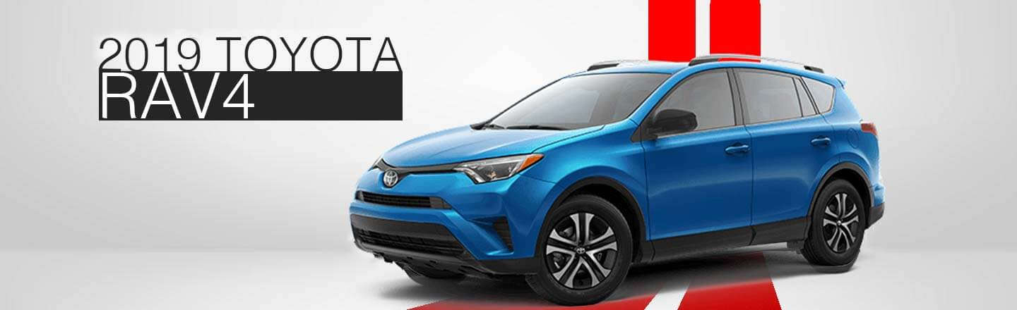 2019 RAV4 SUVs For Sale Near Central Texas | Jeff Hunter Toyota