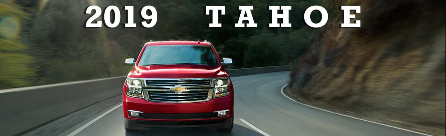 Connell Chevrolet 2019 Chevrolet Tahoe