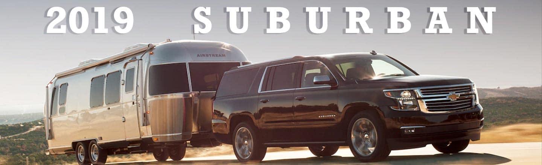 Connell Chevrolet 2019 Chevrolet Suburban