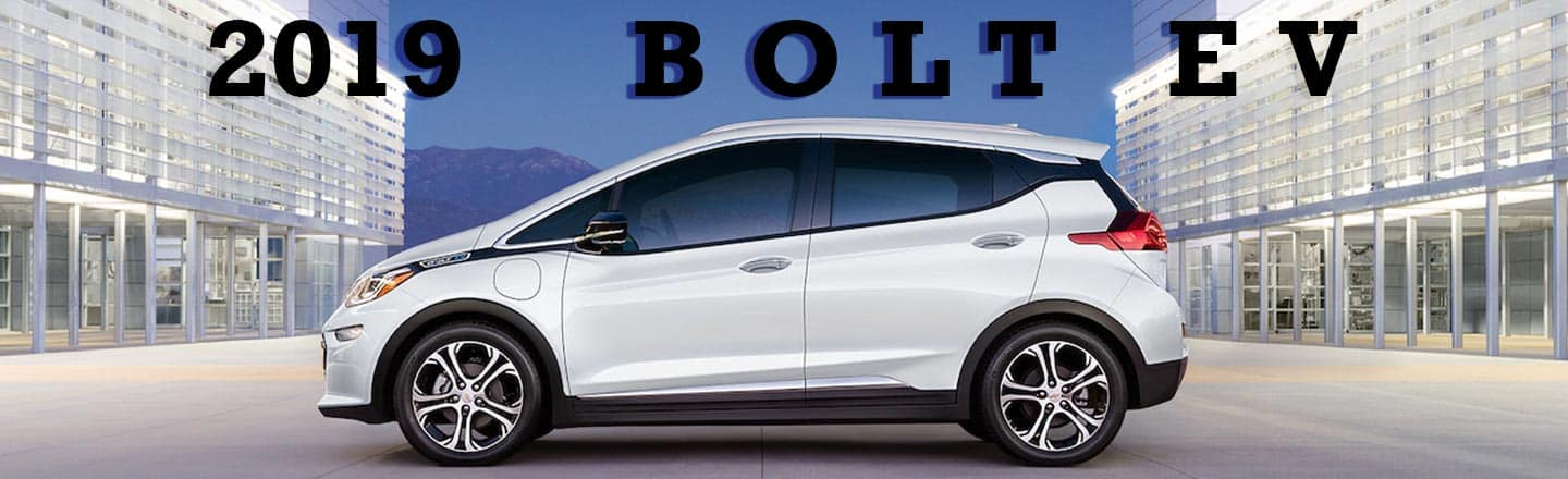 Connell Chevrolet 2019 Chevrolet Bolt EV