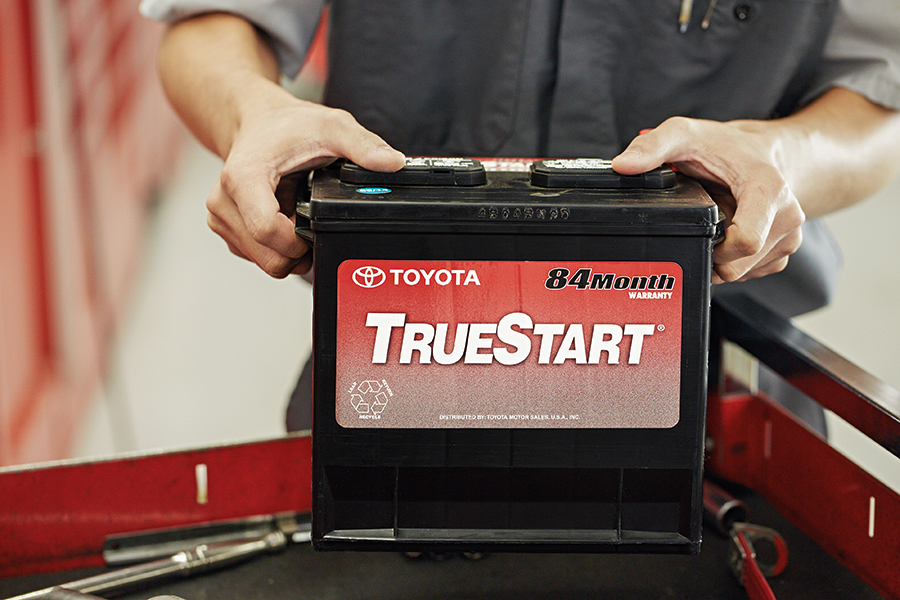 Get to know Your Toyota's Battery | Freedom Toyota of Harrisburg