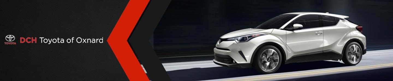 white 2019 Toyota C-HR
