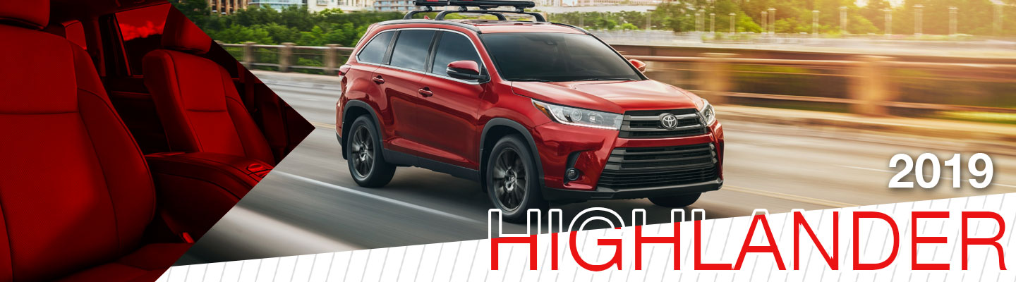 2019 Toyota Highlander For Sale In Greenville, MS