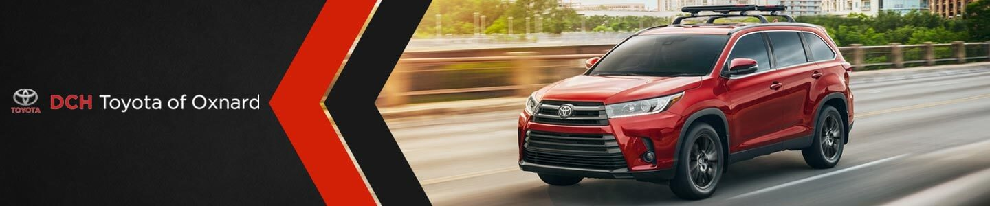 Dch Toyota Of Oxnard >> 2019 Highlander Near Thousand Oaks Ca Dch Toyota Of Oxnard