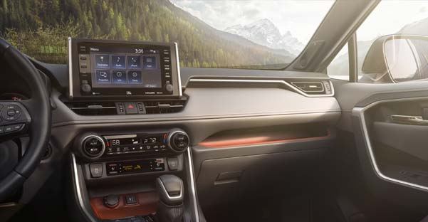 2019 Toyota Tundra Features & Entertainment