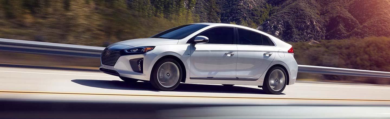 Enjoy The 2019 Hyundai Ioniq Hybrid At Our Dealership In Morristown, TN