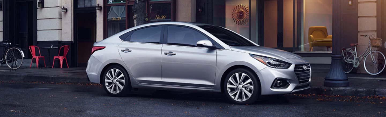 Explore The New 2019 Hyundai Accent At Greenway Hyundai