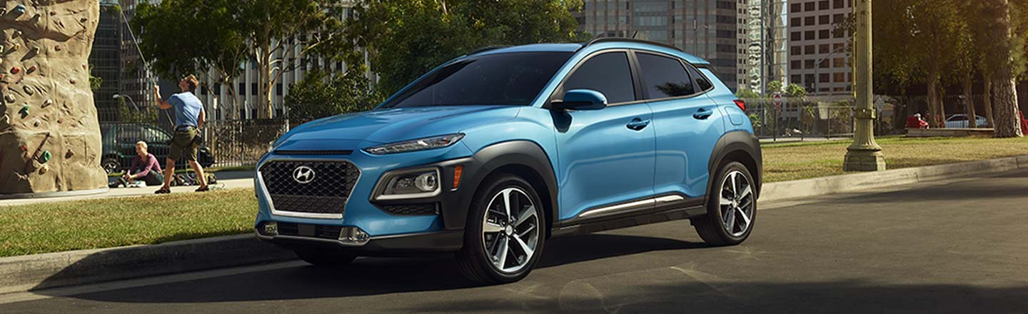 The 2019 Hyundai Kona Is Designed For A Great Big World