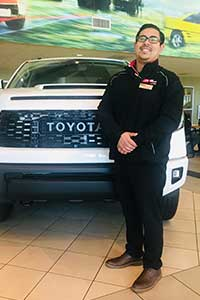 David Espinoza Bio Image