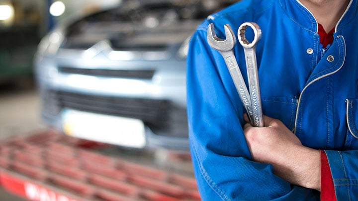auto mechanical service
