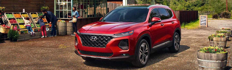 2019 Hyundai Santa Fe SUVs For Sale in Medford, OR at Butler Hyundai