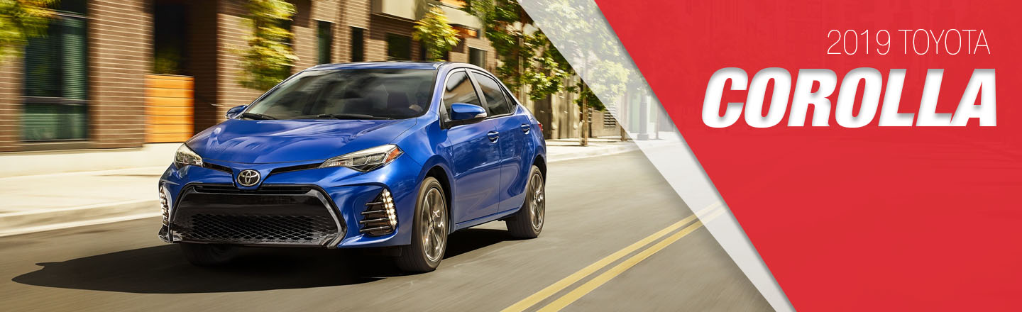 2019 corolla at Toyota of Portland