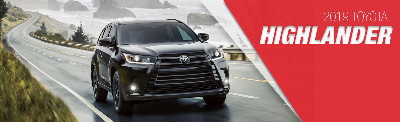 2019 Highlander at Toyota of Portland