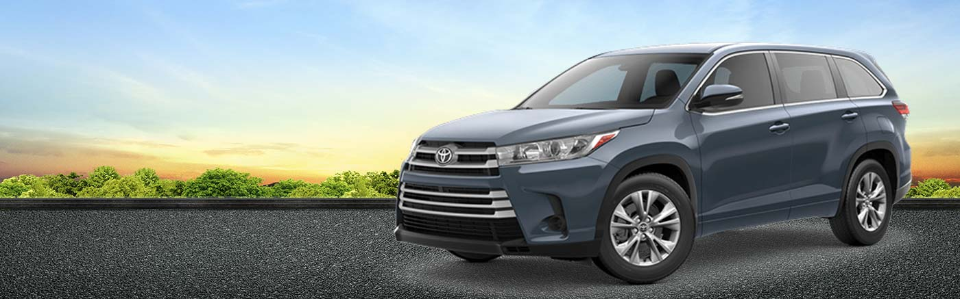 2019 Toyota Highlander In Spartanburg Sc Dave Edwards Toyota