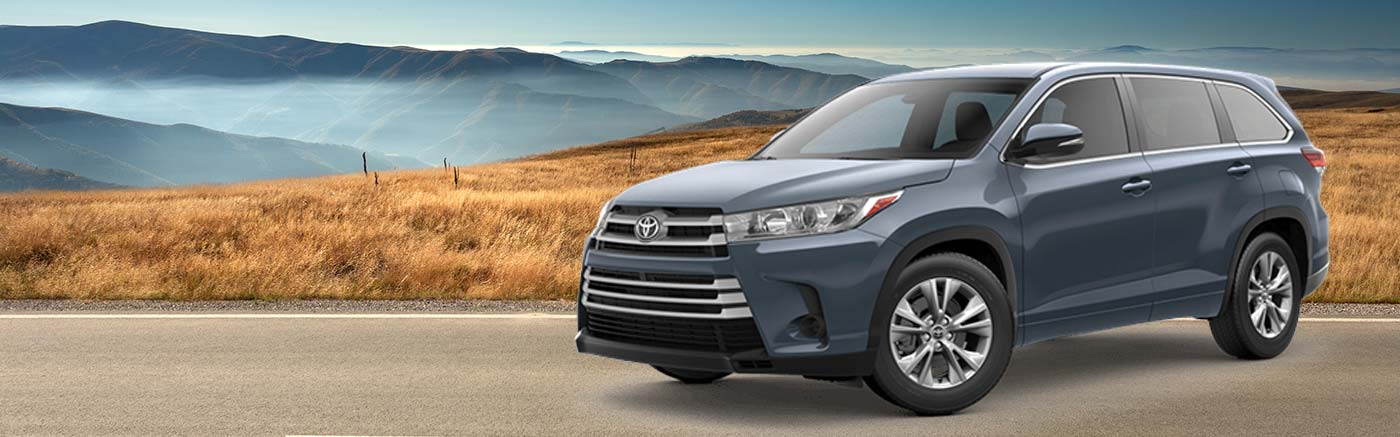 Find Your 2019 Toyota Highlander at I-95 Toyota