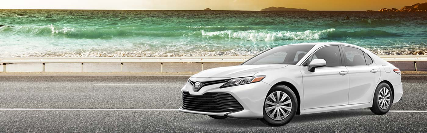 2019 Camry On Road