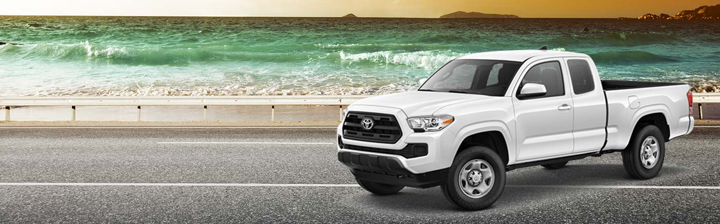 2019 toyota tacoma going on an adventure