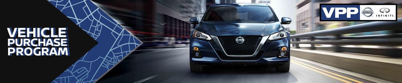 Matt Bowers Nissan Vehicle Purchase Program