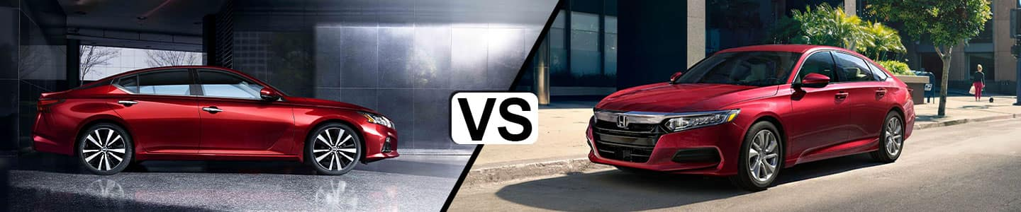 Mountain View Nissan 2019 Nissan Altima Comparison