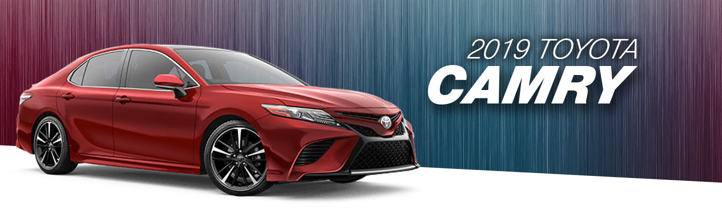 2019 Toyota Camry Available in Middletown, CT At Middletown Toyota