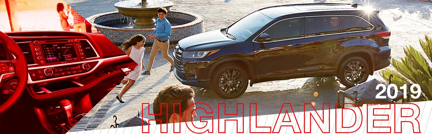 2019 Plum Exterior Highlander On Road at Shottenkirk Toyota of Granbury